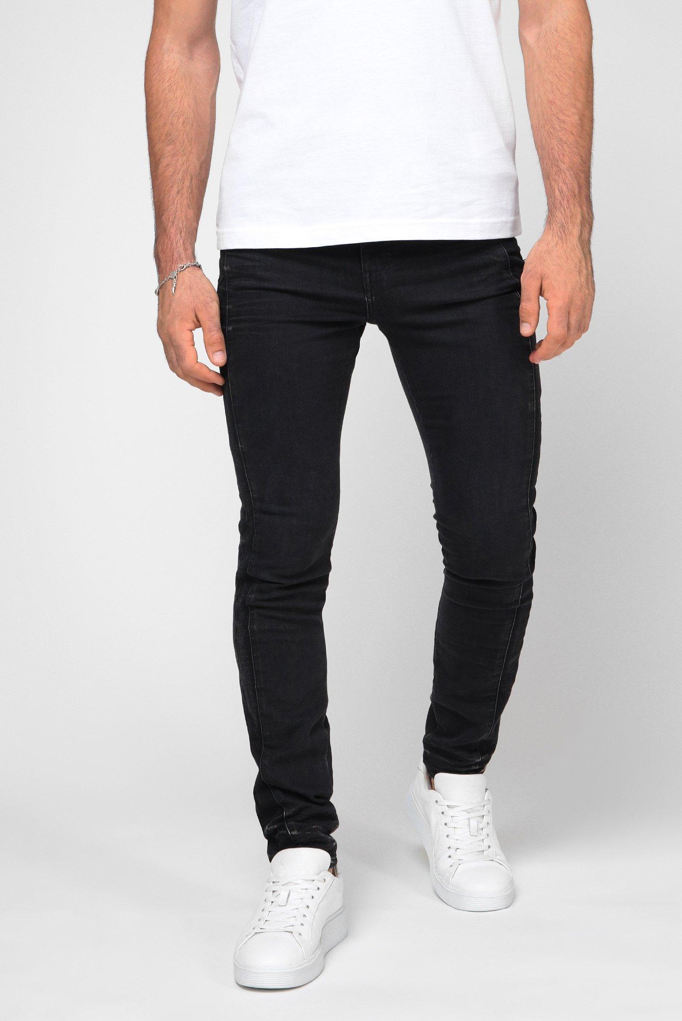 Мужские черные джинсы D-REEFT-RX-NE 1