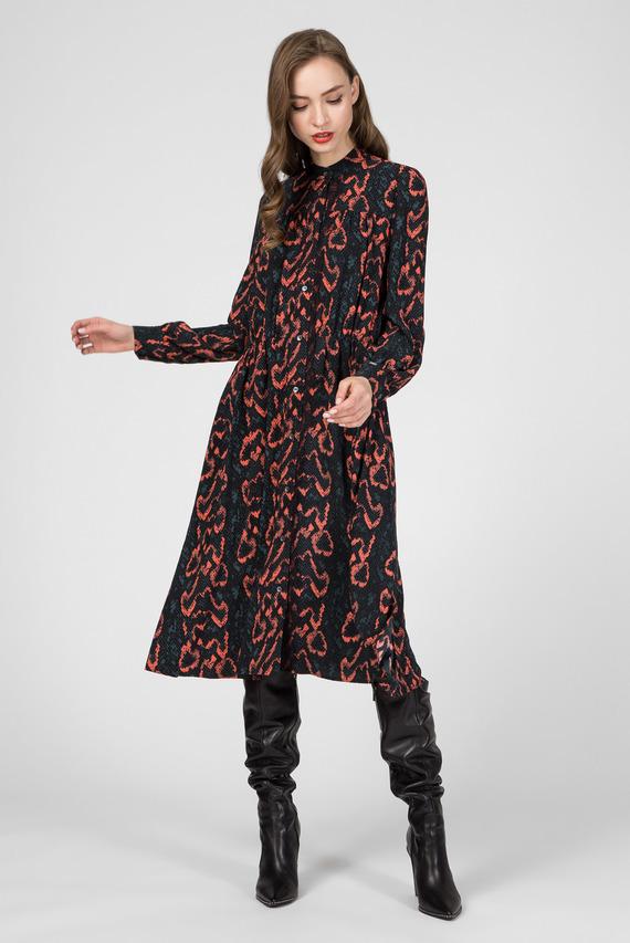 Женское платье PYTHON LACE TRIM