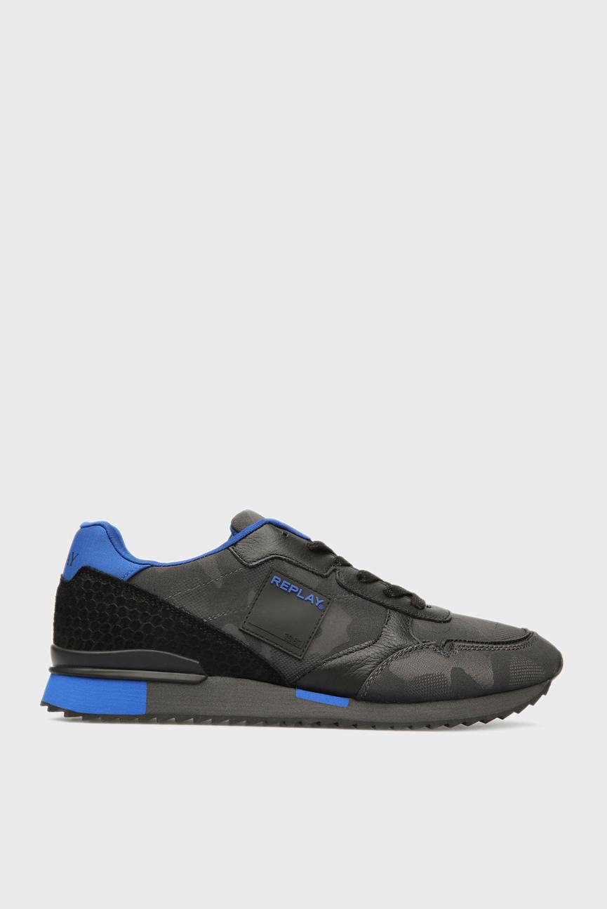 Мужские серые кроссовки GLIMMER
