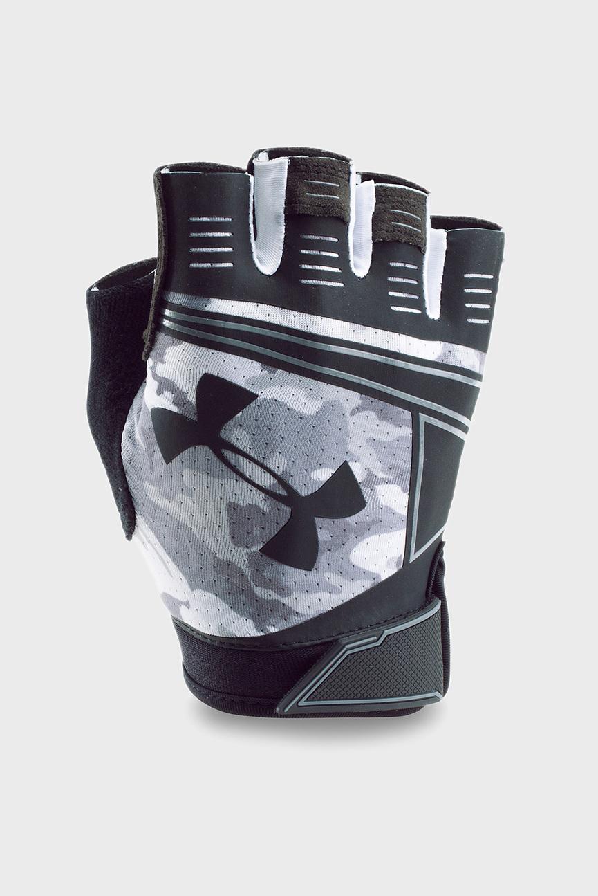 Мужские белые перчатки UA Coolswitch Flux