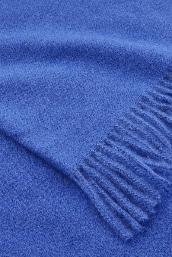 Женский голубой шарф HOLLY SUPERSOFT BLAN