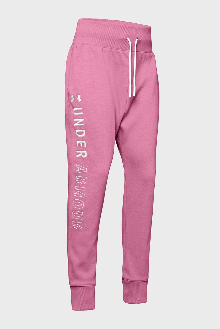 Детские розовые спортивные брюки Unstoppable Double Knit Slouch