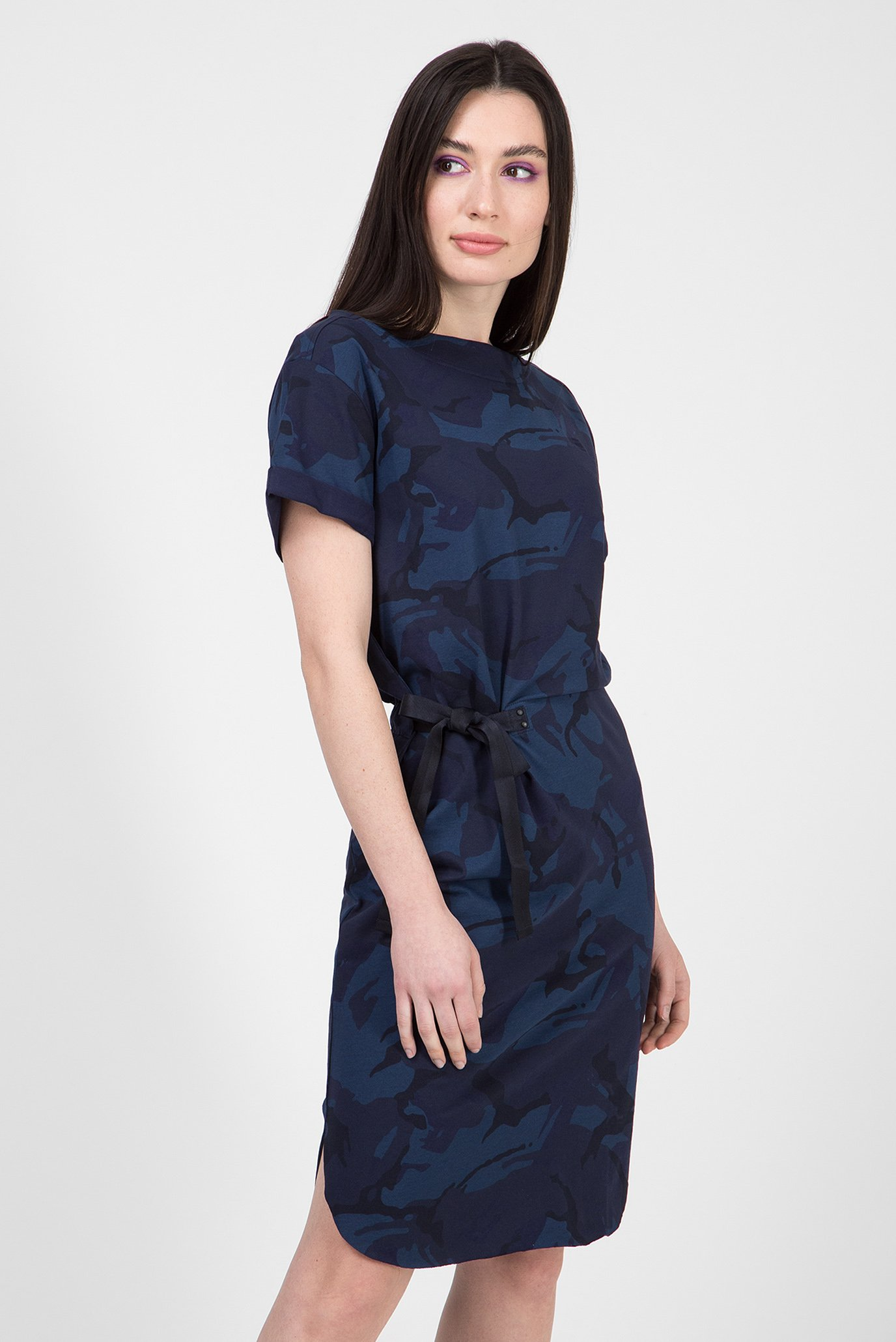 Женское платье с узором Disem Allover G-Star RAW