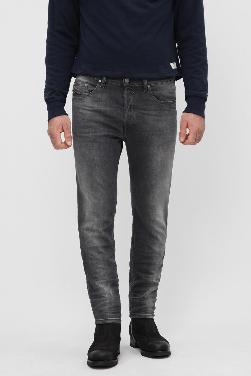 Мужские темно-серые джинсы JIFER
