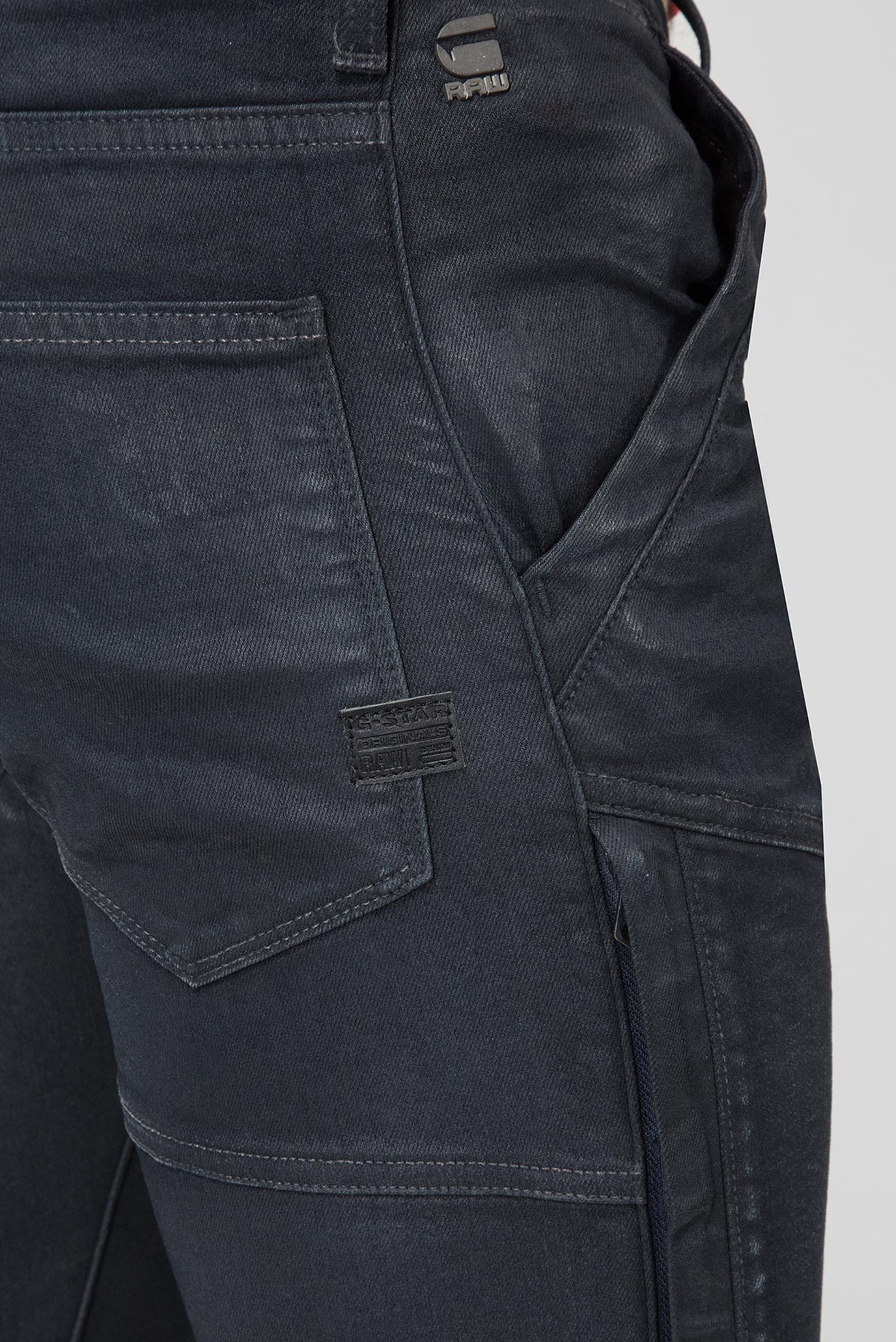 Купить Мужские темно-синие джинсы RACKAM G-Star RAW G-Star RAW D06763,8968 – Киев, Украина. Цены в интернет магазине MD Fashion