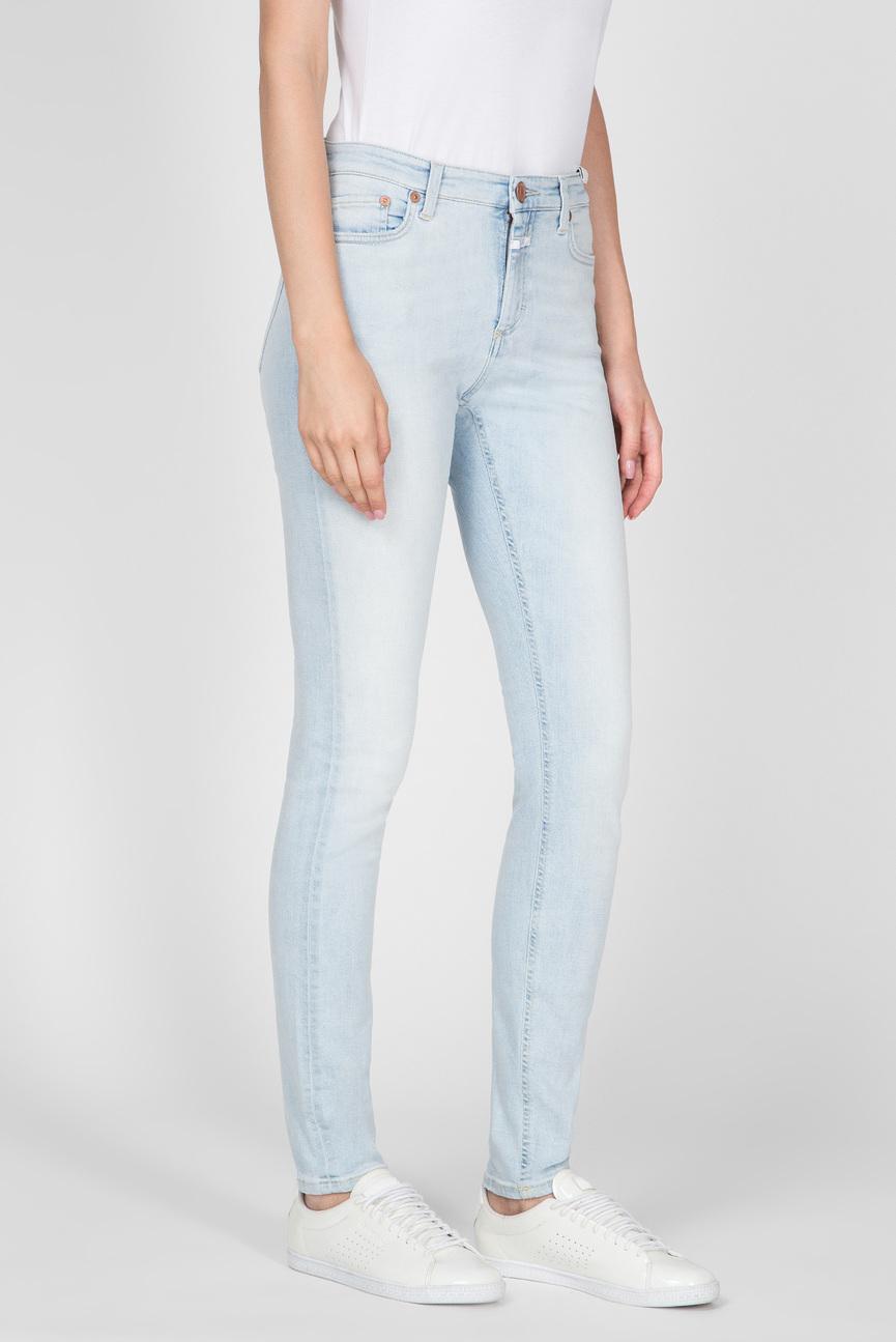 Женские голубые джинсы LIZZY
