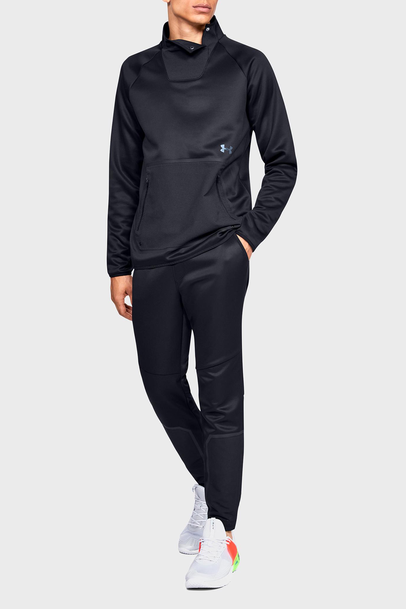 Мужские черные спортивные брюки Perpetual Train Under Armour