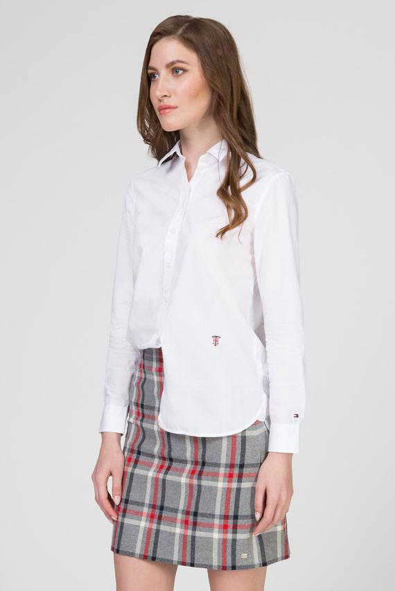 Женская белая рубашка ARRY POPLIN