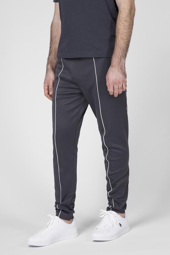 Мужские темно-серые спортивные брюки Lanc Slim