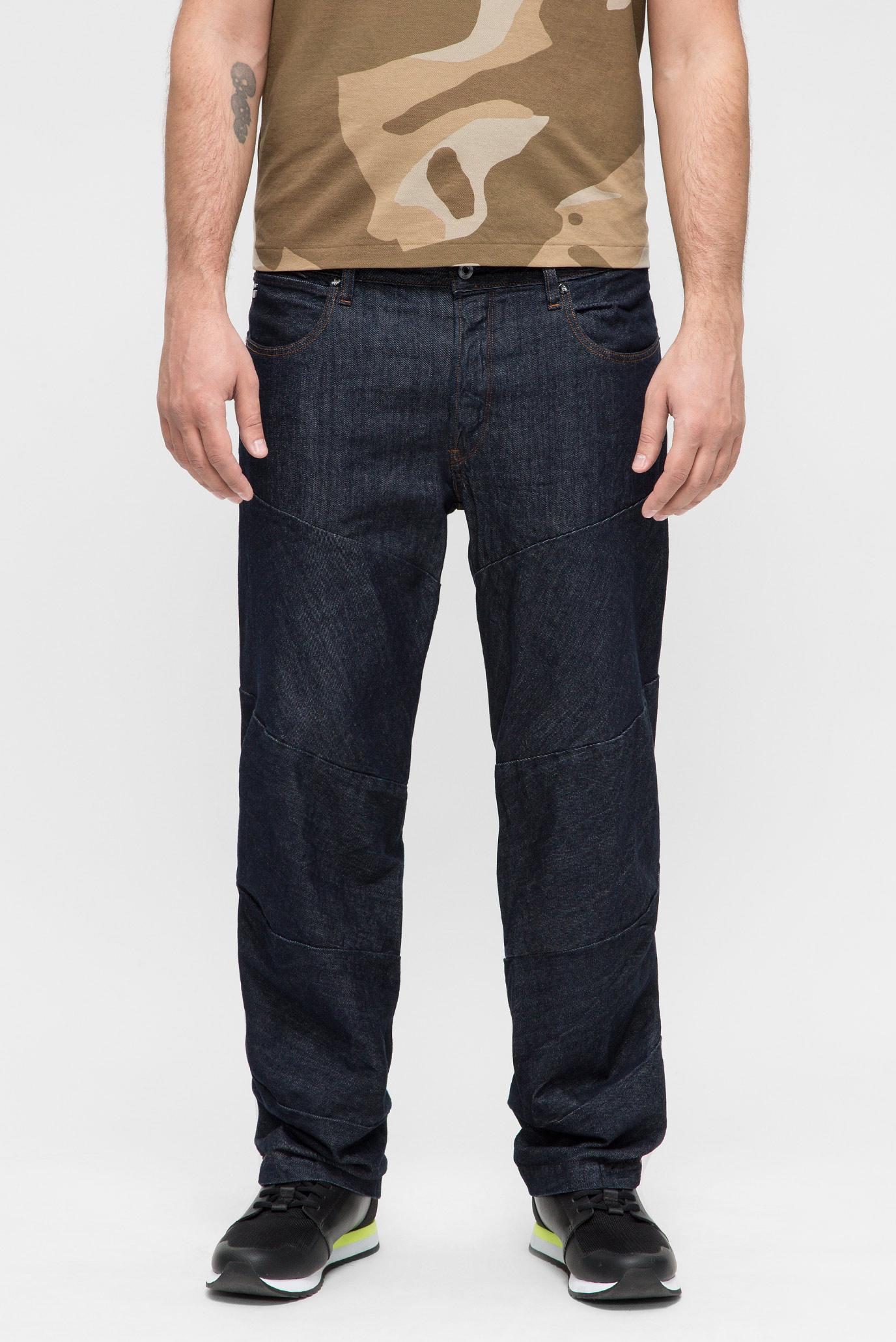Мужские темно-синие джинсы Spiraq 3D Loose 1