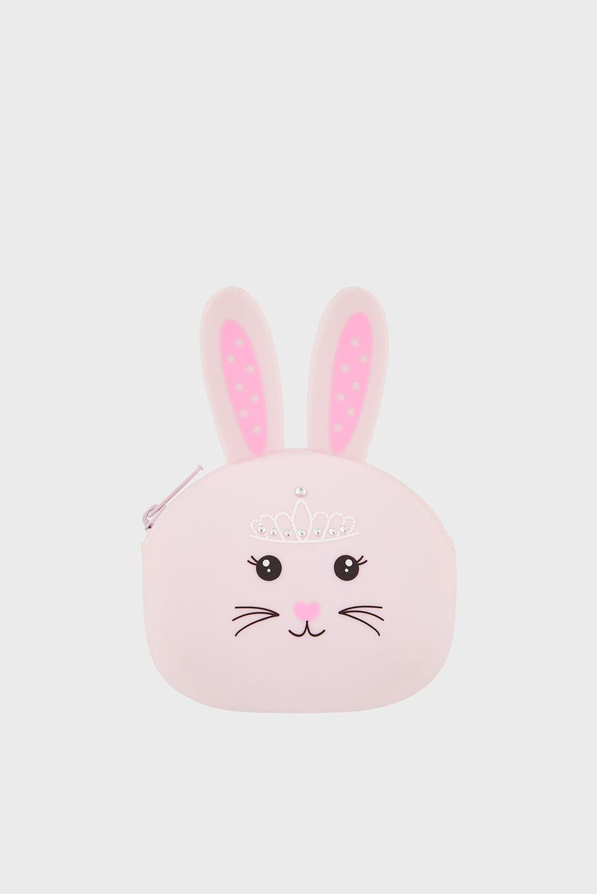 Детский розовый кошелек BEATRICE BUNNY BUDDY