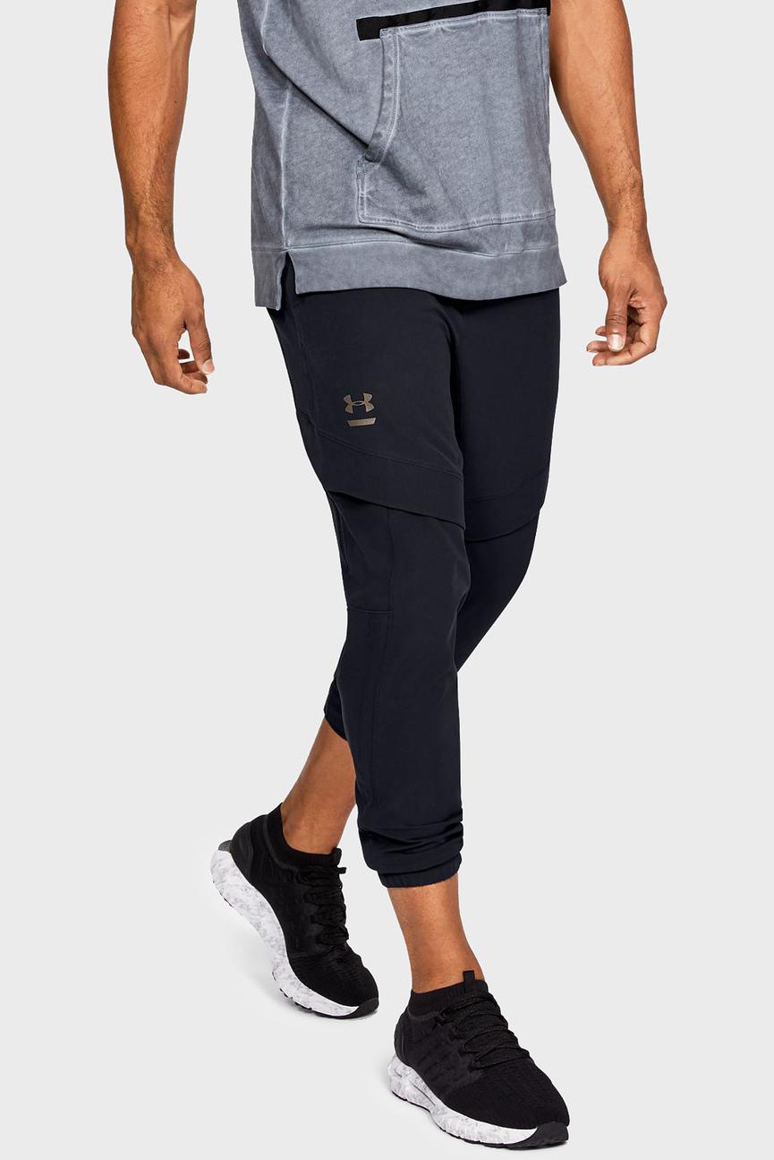 Мужские черные спортивные брюки Perpetual Cargo Pant