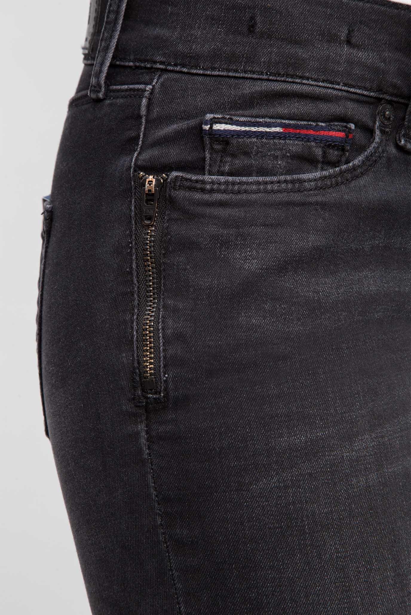 Купить Женские черные джинсы MID RISE SKINNY NORA 7/8 ZIP NIBST Tommy Hilfiger Tommy Hilfiger DW0DW02403 – Киев, Украина. Цены в интернет магазине MD Fashion