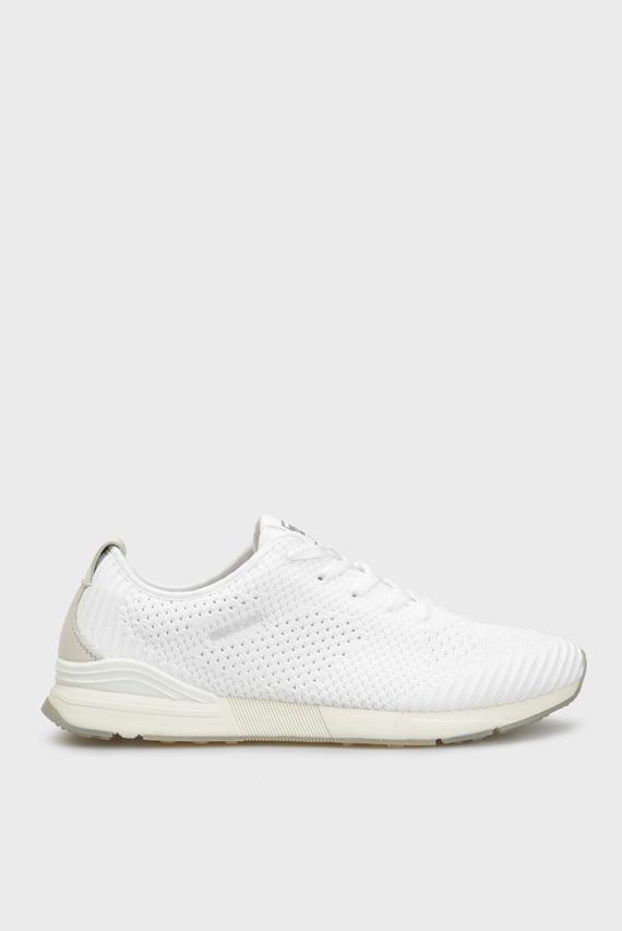 Мужские белые кроссовки BRENTOON