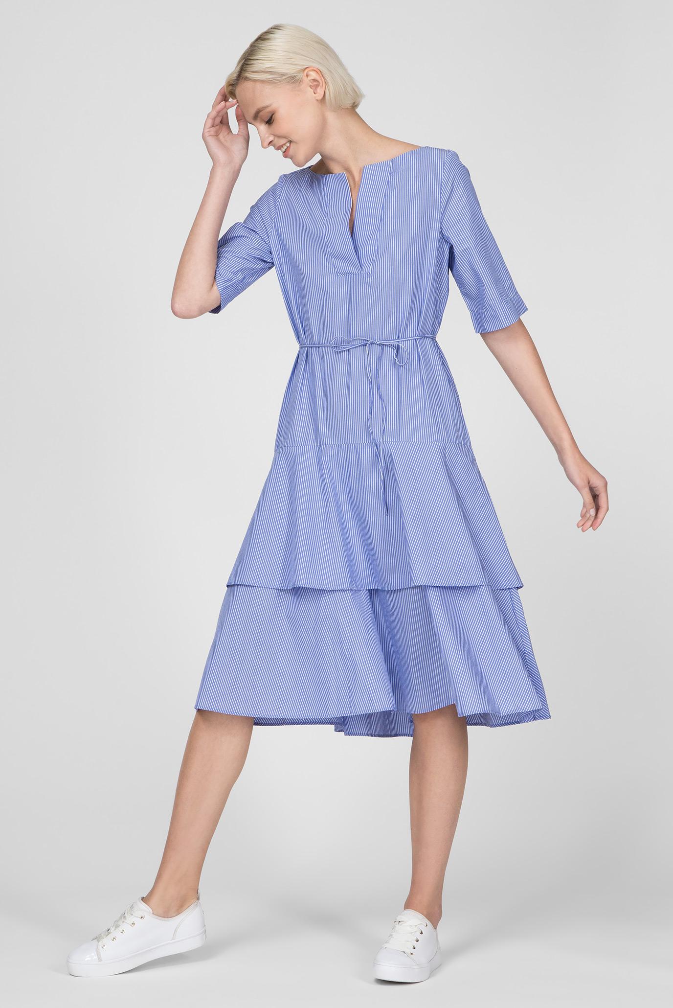 6debc050f995 Купить Женское голубое платье Gant Gant 4503047 – Киев, Украина ...
