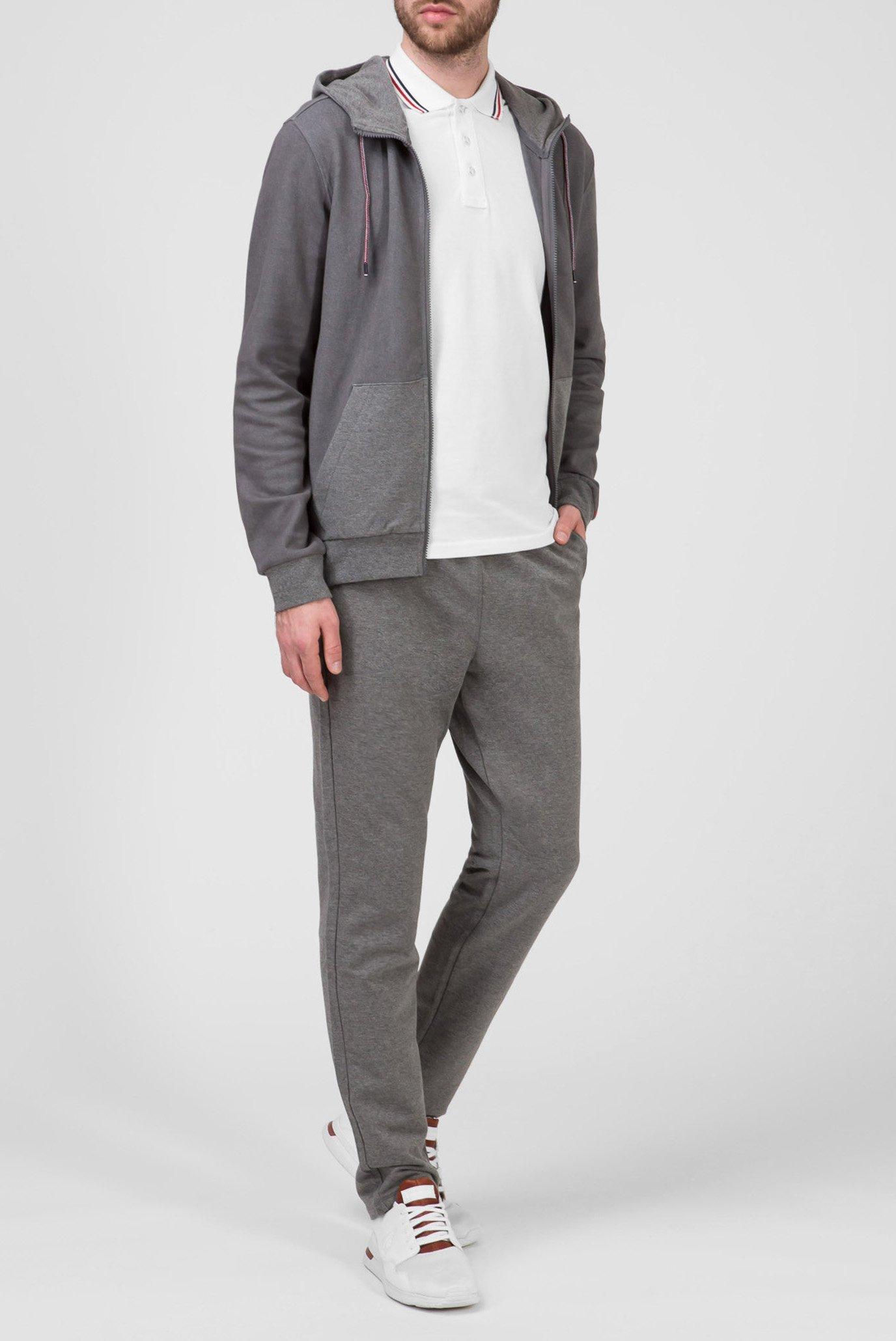 Мужские серые спортивные брюки CMP