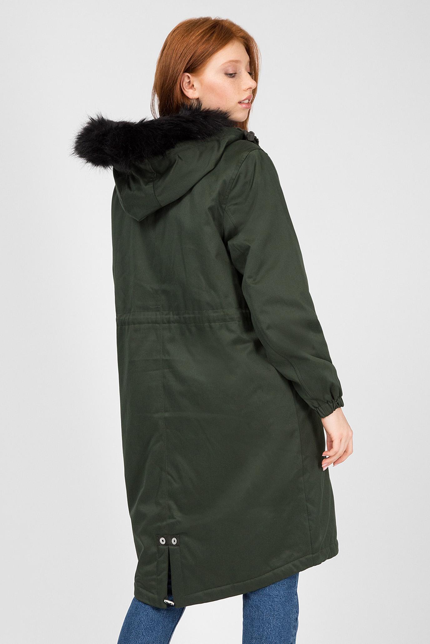Купить Женская зеленая парка Tommy Hilfiger Tommy Hilfiger DW0DW05174 – Киев, Украина. Цены в интернет магазине MD Fashion