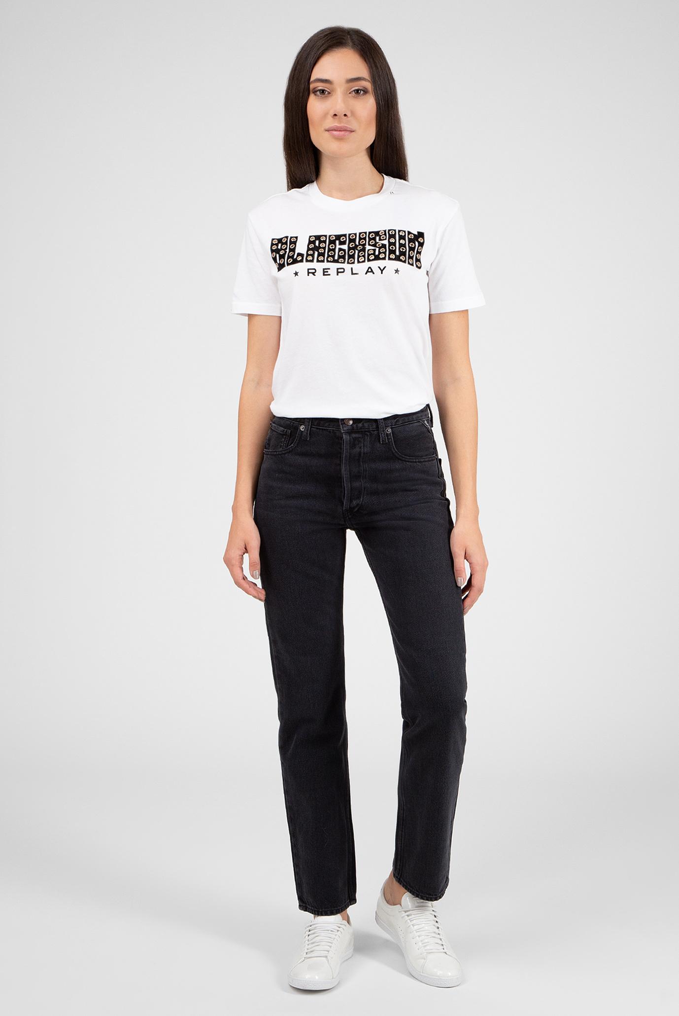 Купить Женские черные джинсы ALEXYS Replay Replay WA678 .000.138 321 – Киев, Украина. Цены в интернет магазине MD Fashion