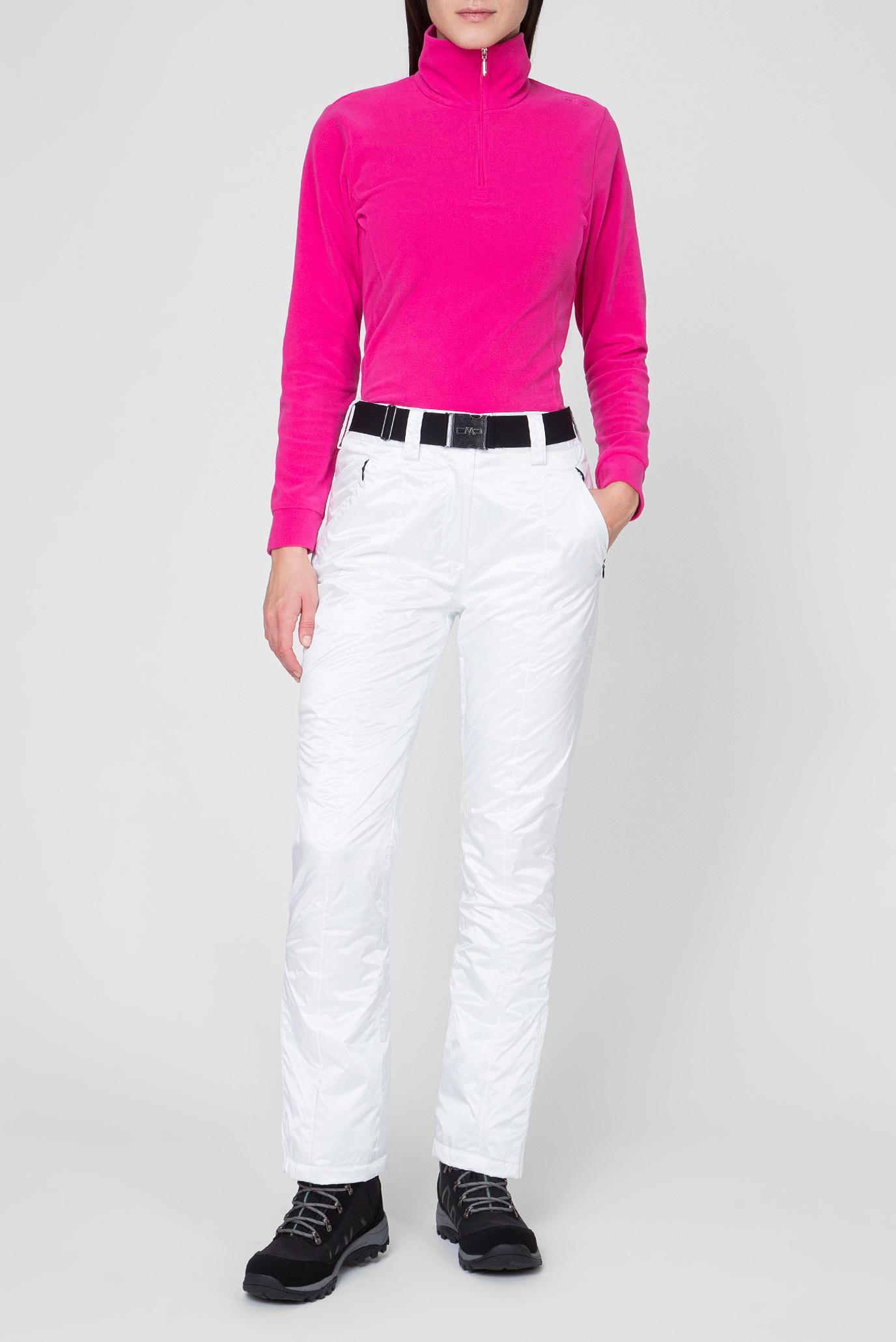 Женская розовая спортивная кофта CMP