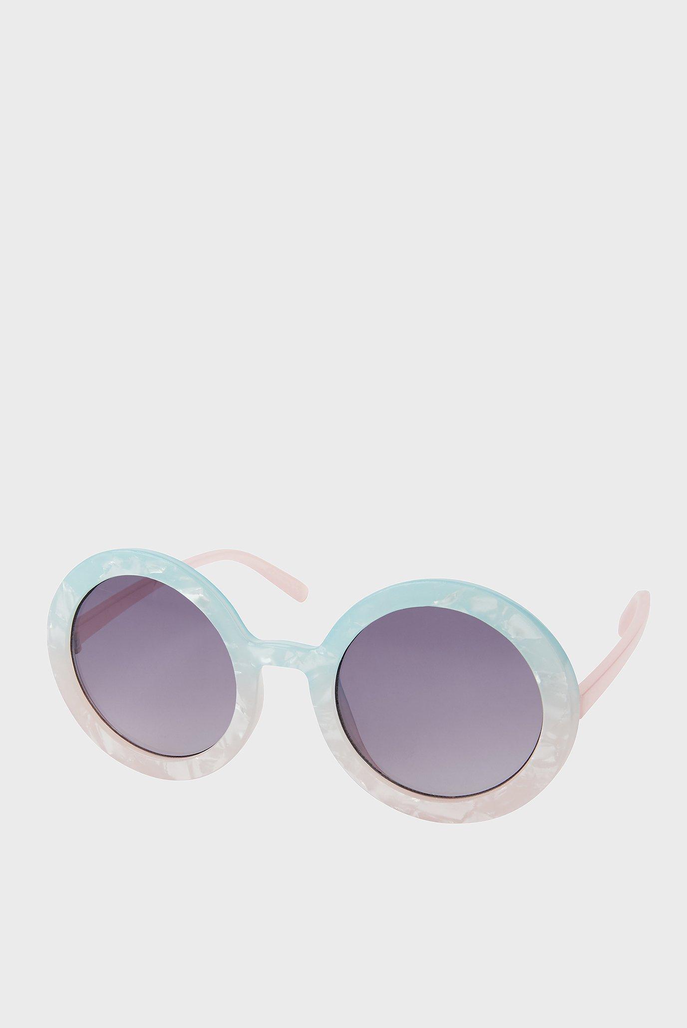 Сонцезахисні окуляри OMBRE ROUND SUNGLASS 1