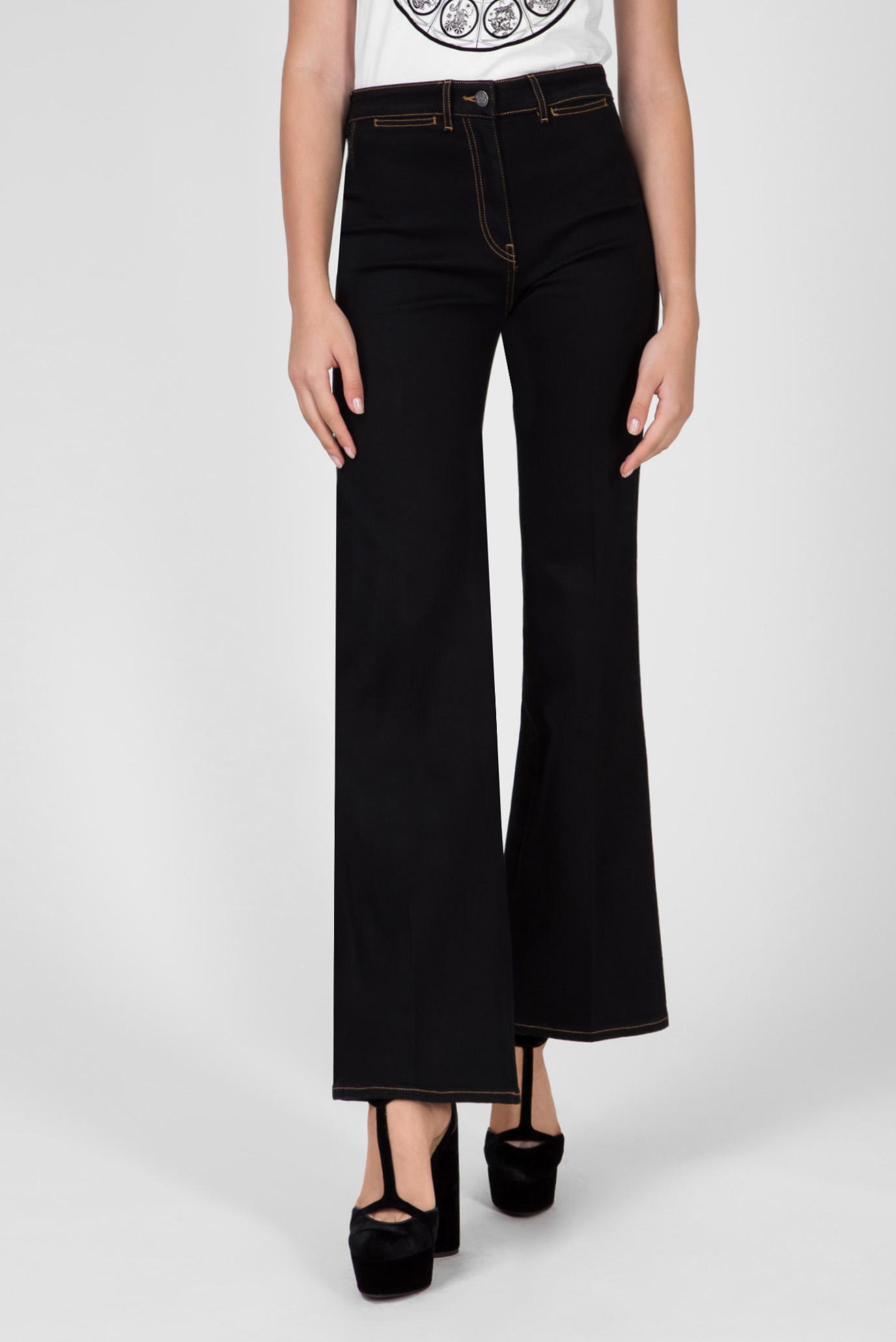 Женские черные джинсы ZENDAYA HW BOOTCUT DENIM Tommy Hilfiger