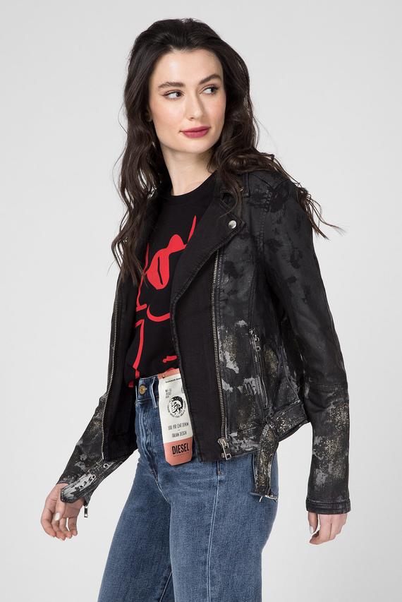 Женская джинсовая косуха KERBIZ-SP-NE