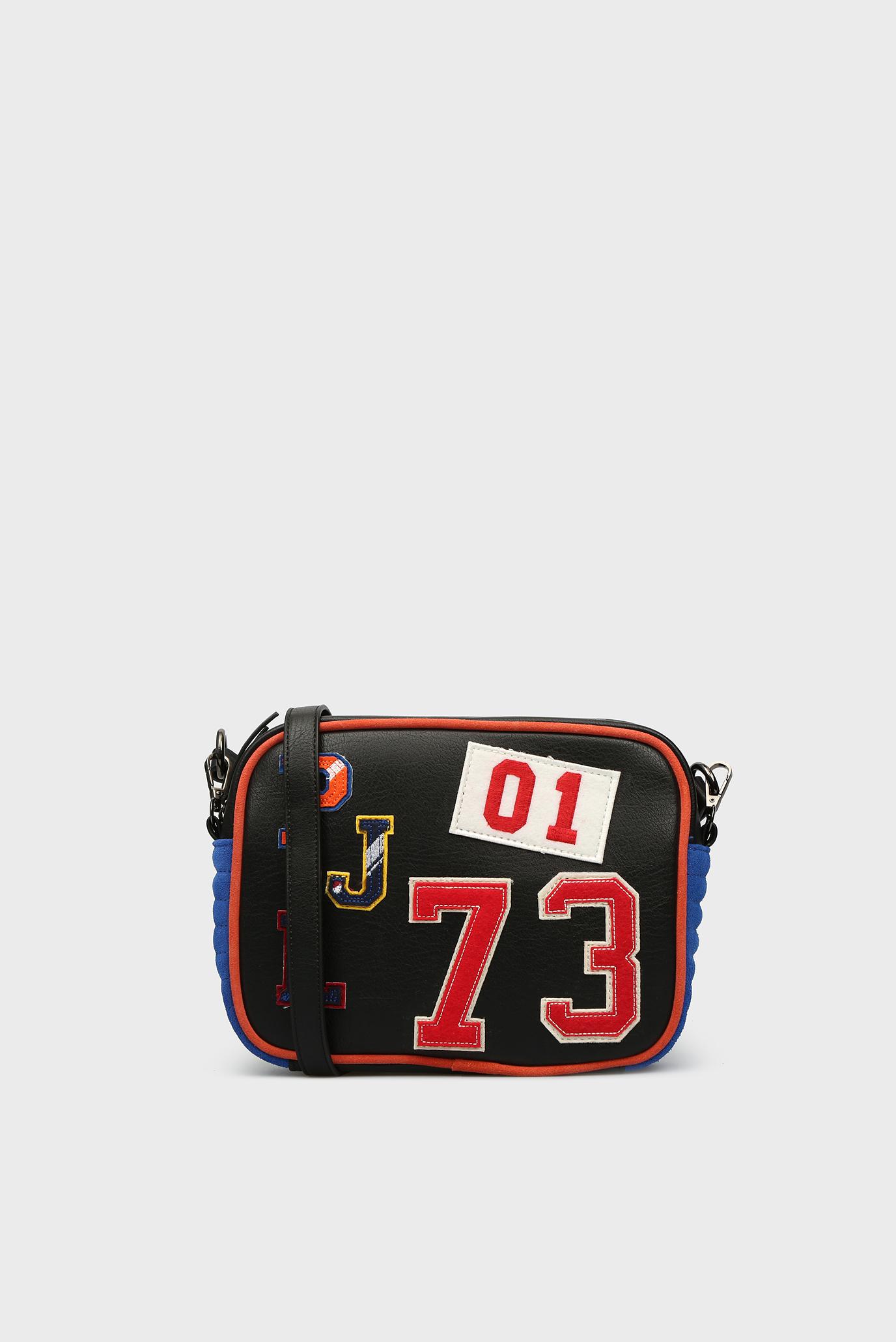 341bec7cb24b Купить Женская черная сумка через плечо Pepe Jeans Pepe Jeans PL030933 –  Киев, Украина. Цены в интернет ...