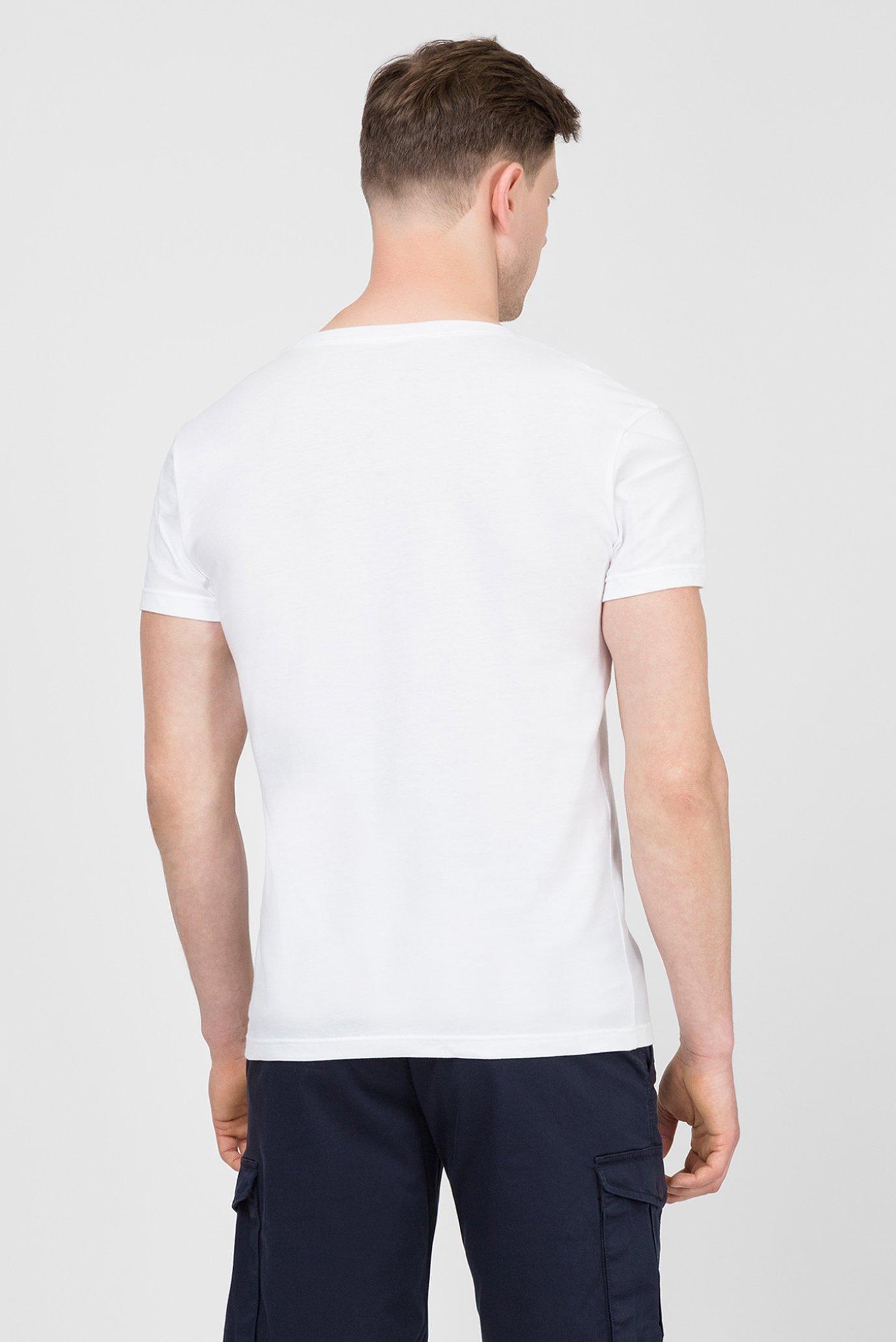 Мужская хлопковая футболка (2 шт) Gant