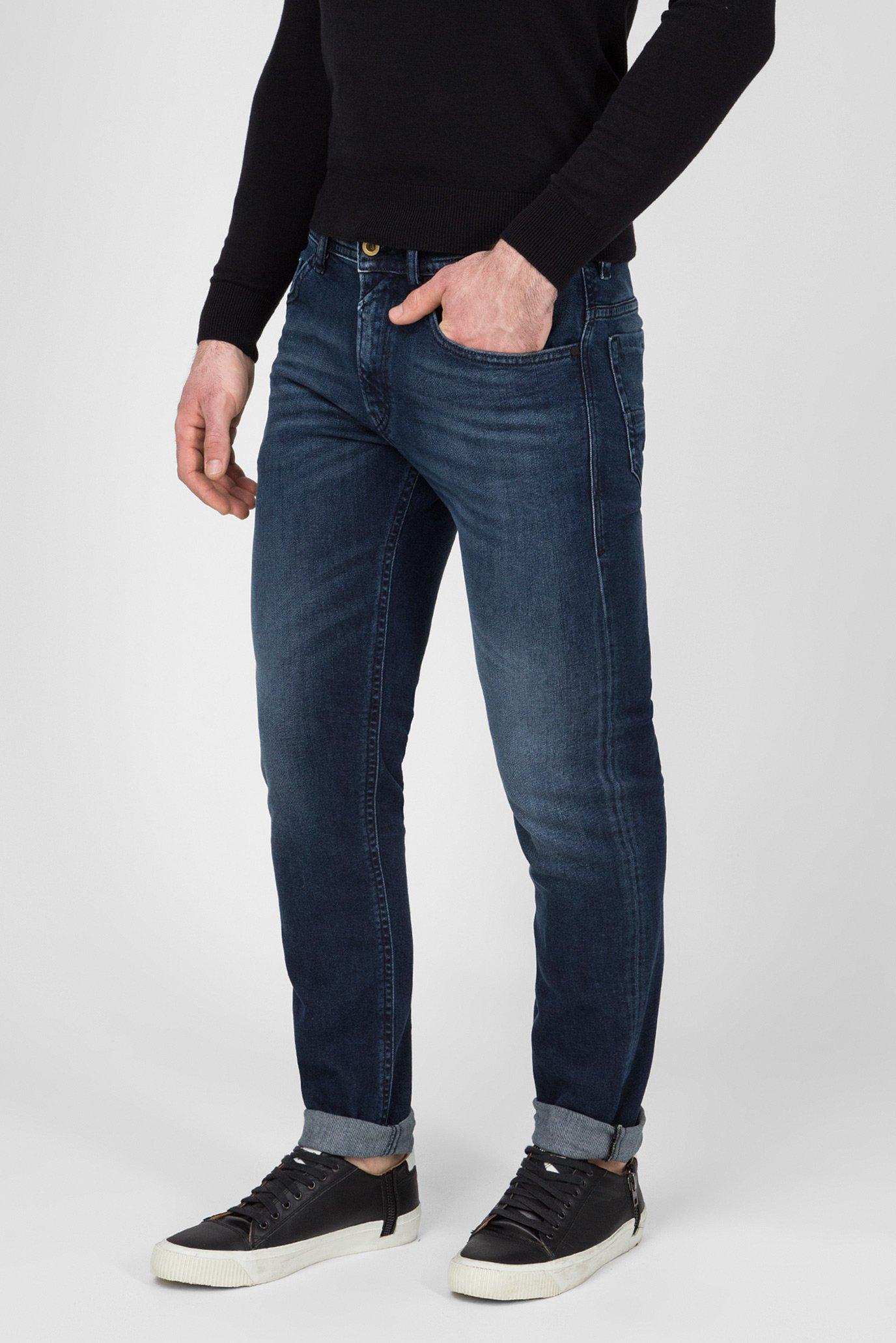 Купить Мужские темно-синие джинсы THOMMER Diesel Diesel 00SW1Q 087AS – Киев, Украина. Цены в интернет магазине MD Fashion