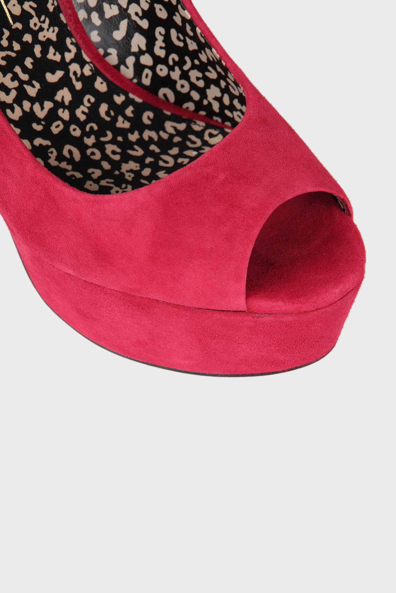 Купить Женские красные замшевые туфли Jessica Simpson Jessica Simpson ROSANNAH601KIDSUE – Киев, Украина. Цены в интернет магазине MD Fashion