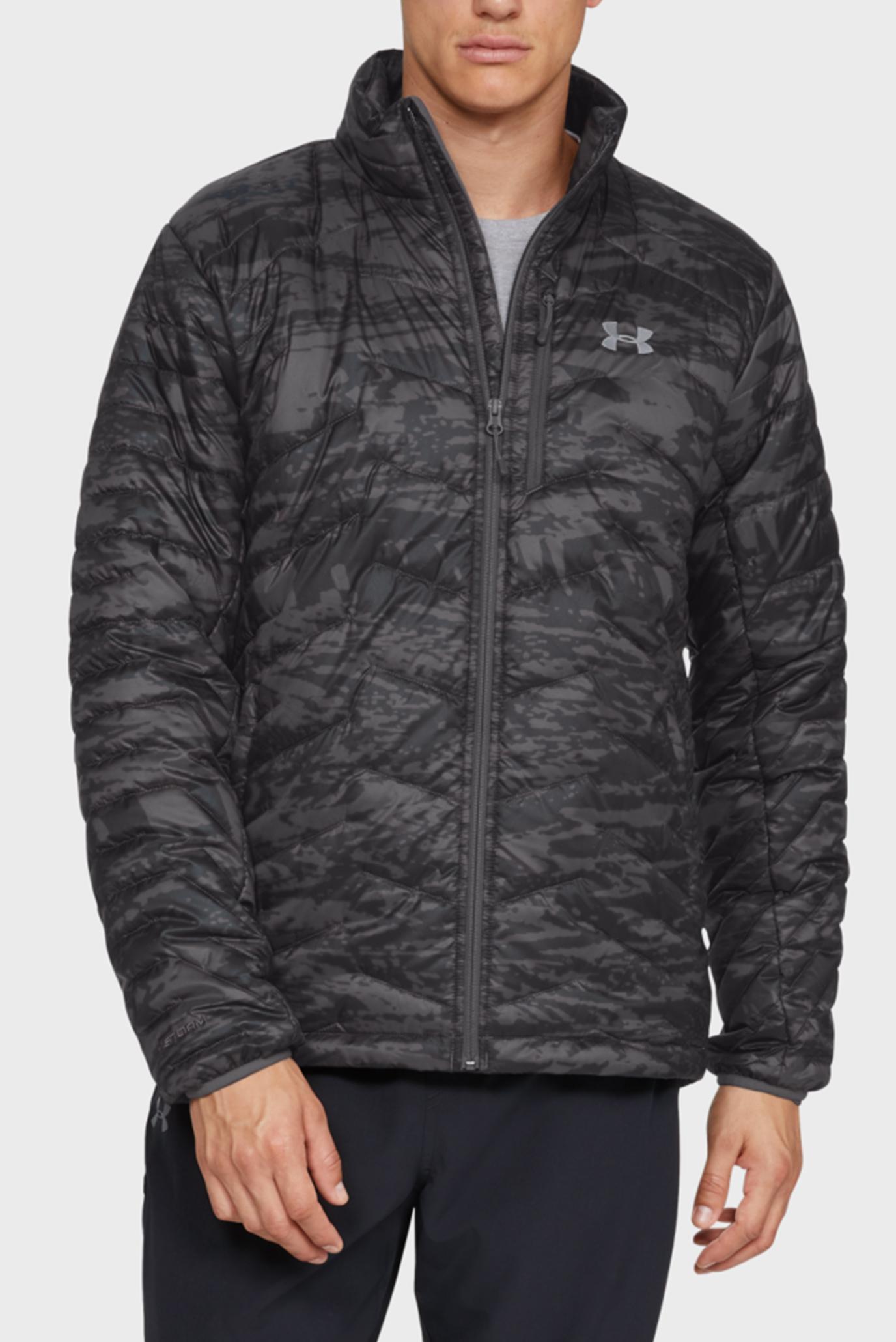 Купить Мужская серая куртка UA CG Reactor Jacket Under Armour Under Armour 1316010-020 – Киев, Украина. Цены в интернет магазине MD Fashion