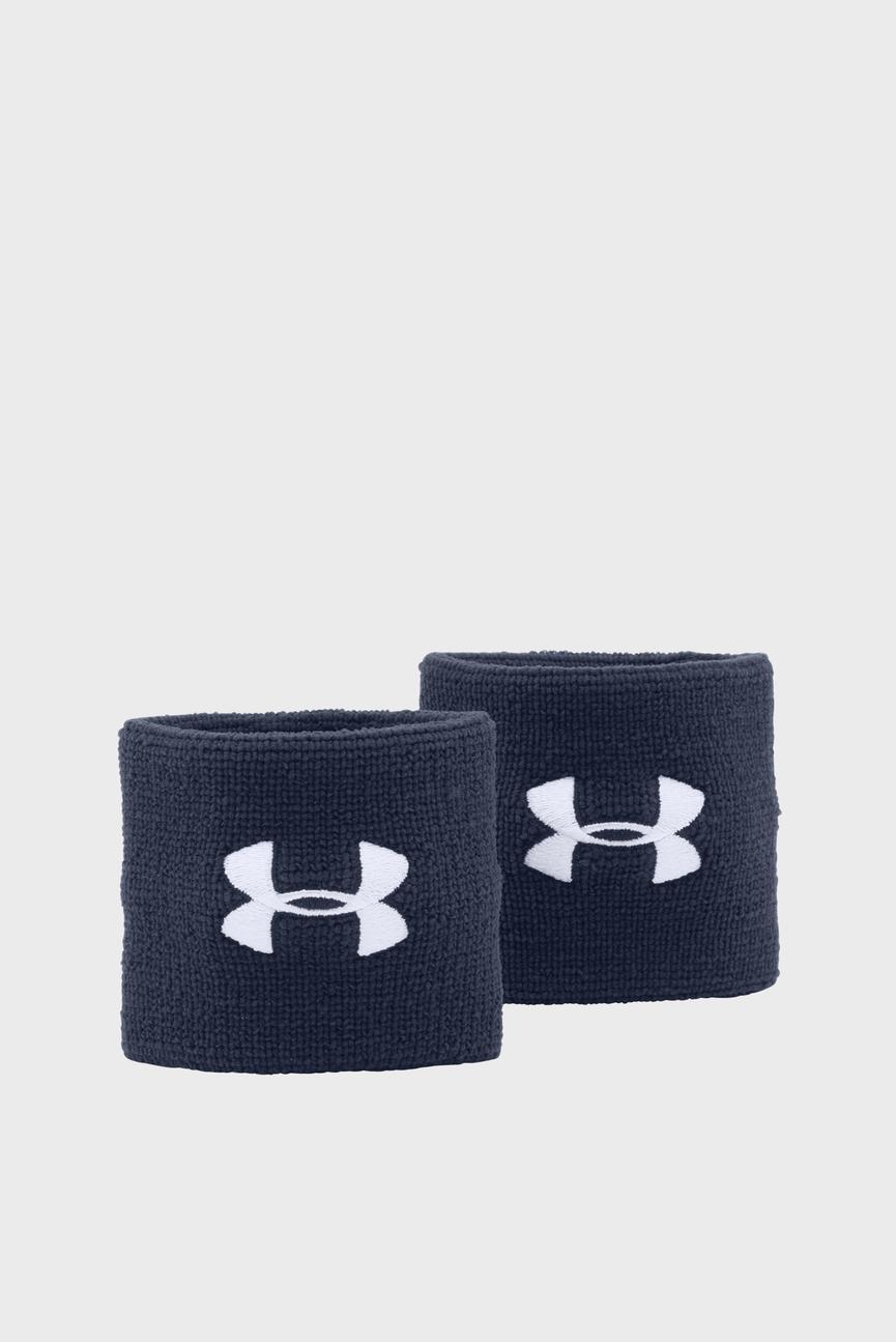Синий напульсник Performance Wristbands (2 шт)