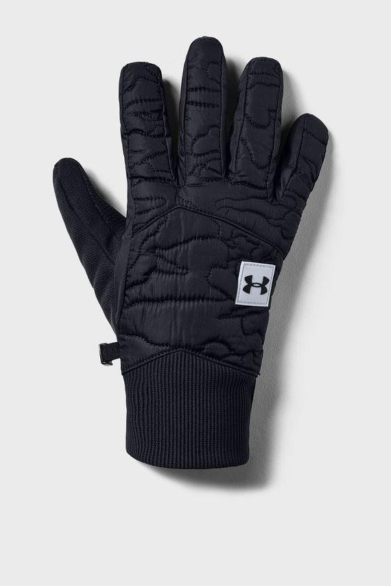Мужские черные перчатки Softshell Glove