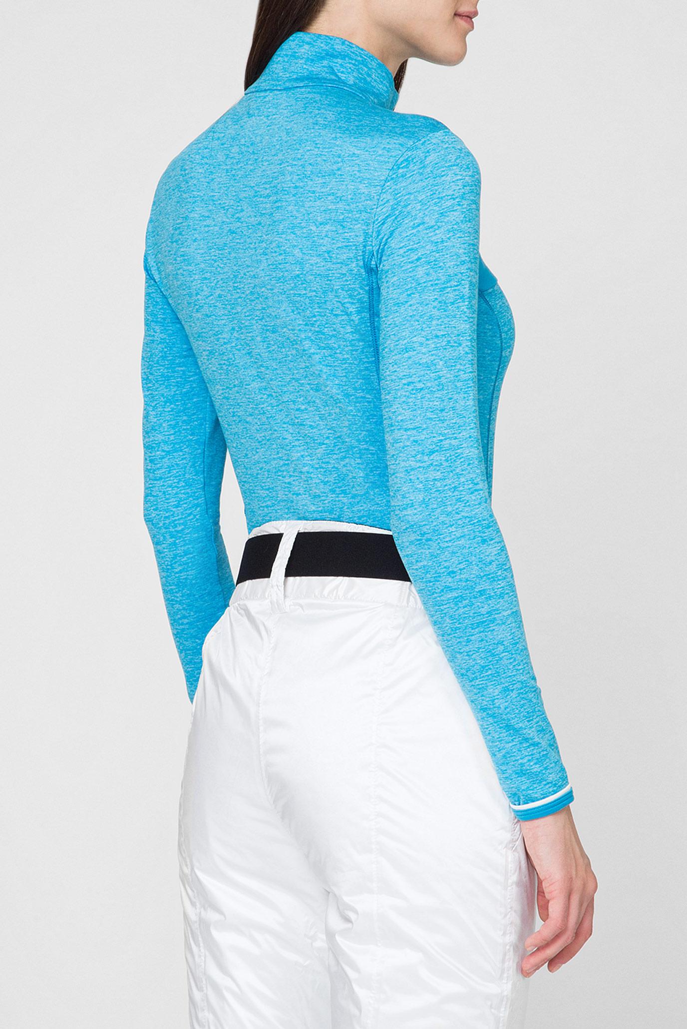 Женская голубая спортивная кофта CMP