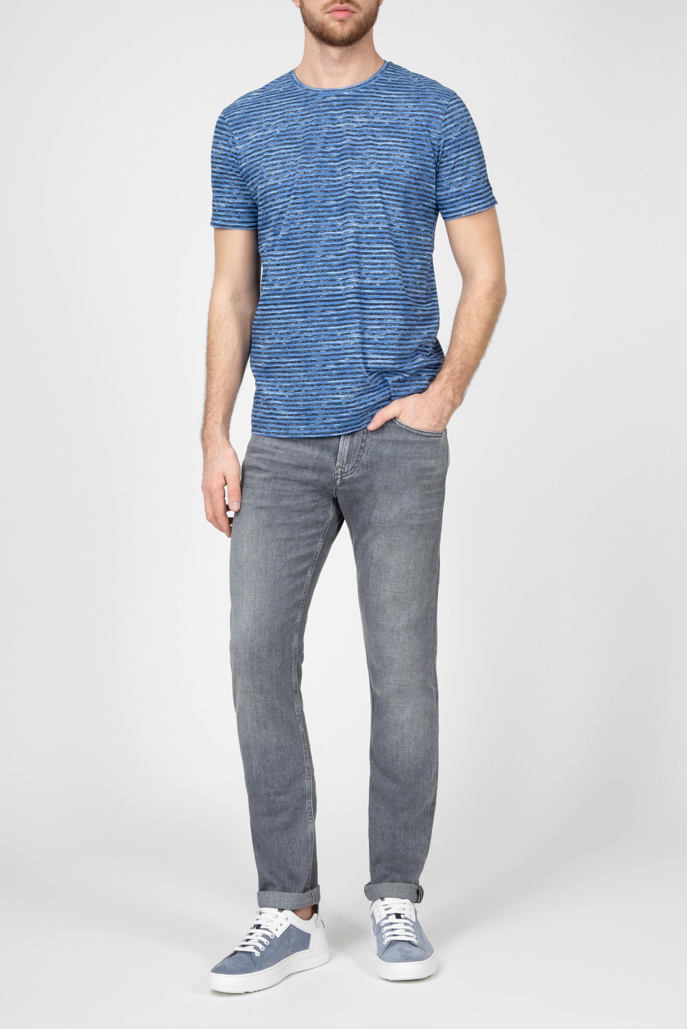 Мужские серые джинсы MITCH Joop
