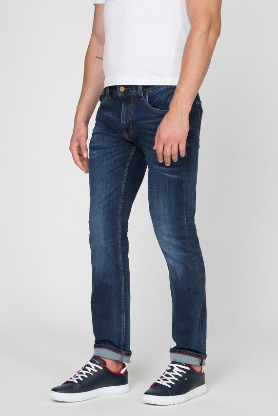 Мужские темно-синие джинсы STRAIGHT DENTON PSTR PORT BLUE