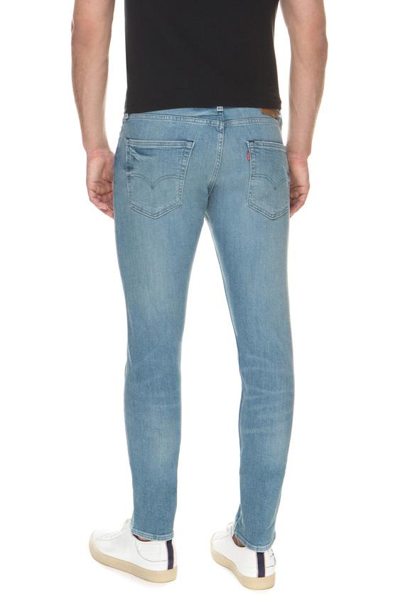 Мужские голубые джинсы 512 SLIM TAPER