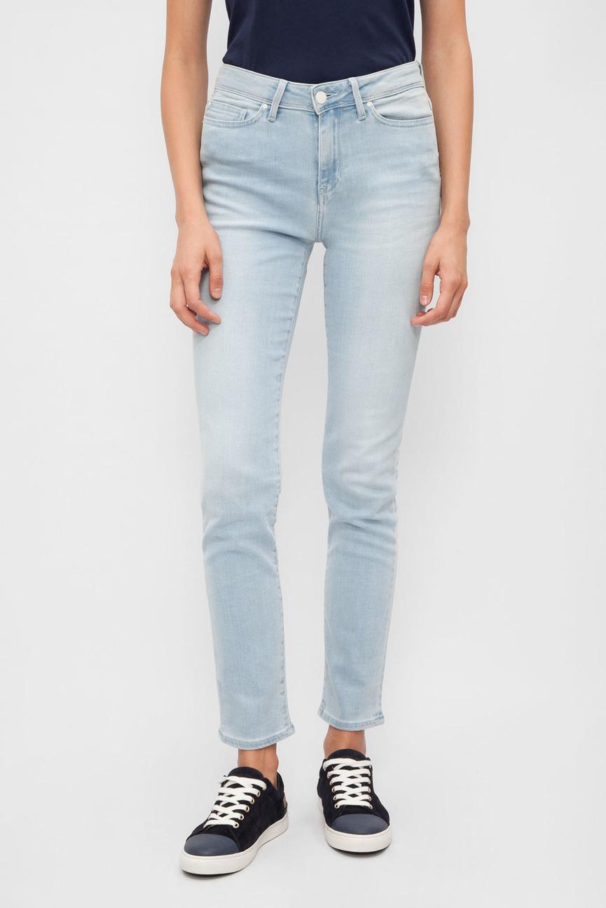 Женские голубые джинсы PARIS HW SHIRLEY