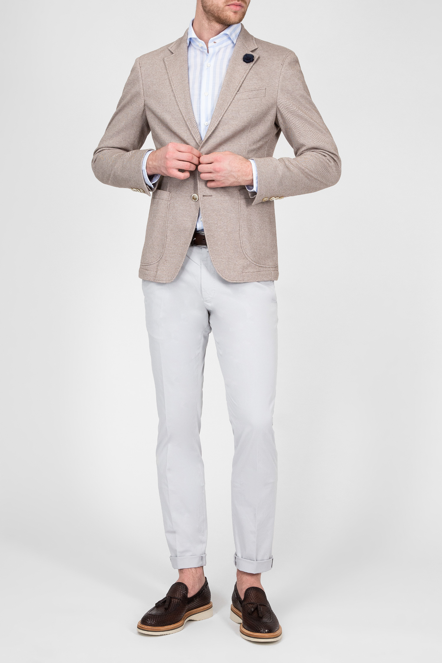 Купить Мужской бежевый пиджак Joop Joop 30015091-269 – Киев, Украина. Цены в интернет магазине MD Fashion