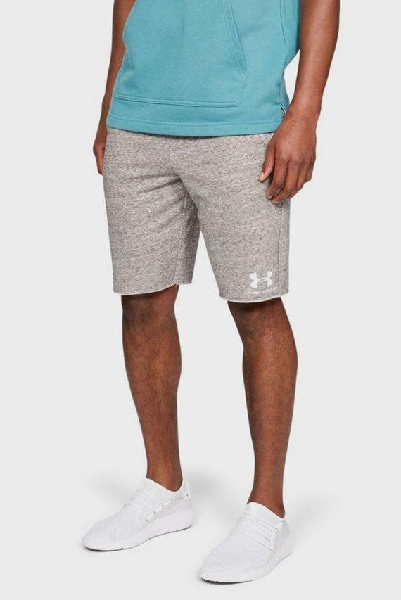 Мужские белые шорты SPORTSTYLE TERRY SHORT