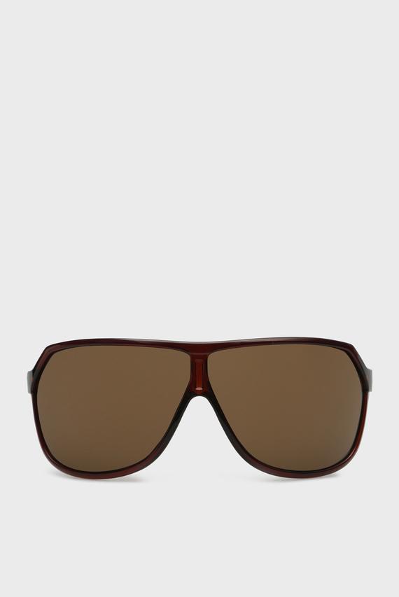 Коричневые солнцезащитные очки А 104