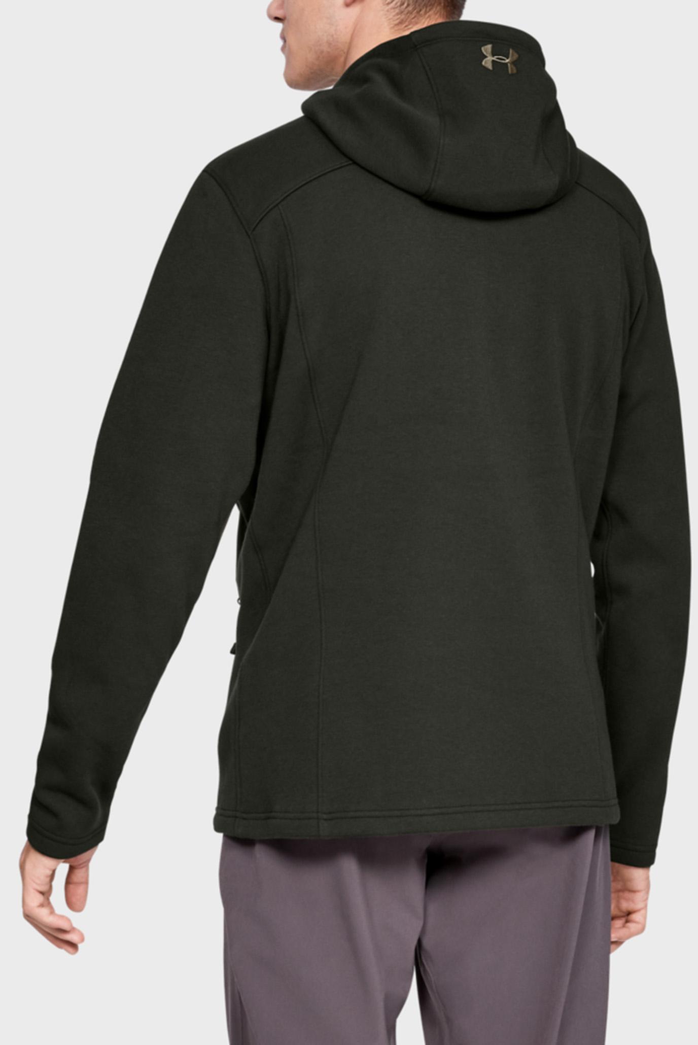 Купить Мужское зеленое худи UA Seeker Hoodie Under Armour Under Armour 1319382-357 – Киев, Украина. Цены в интернет магазине MD Fashion