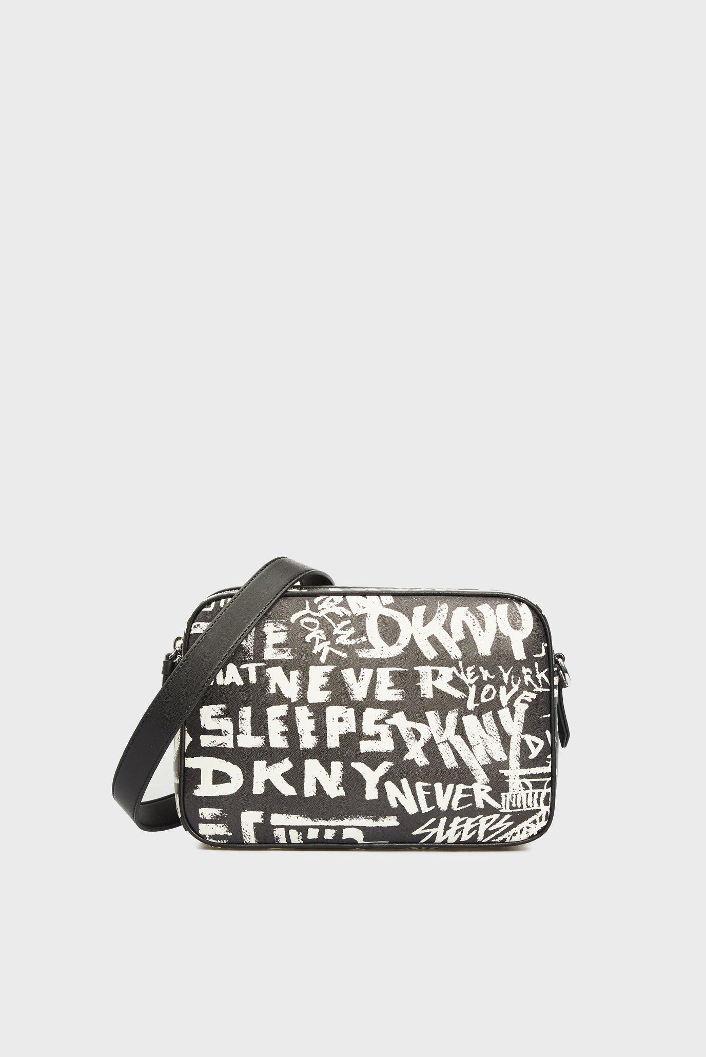 Жіноча чорна сумка TILLY 1