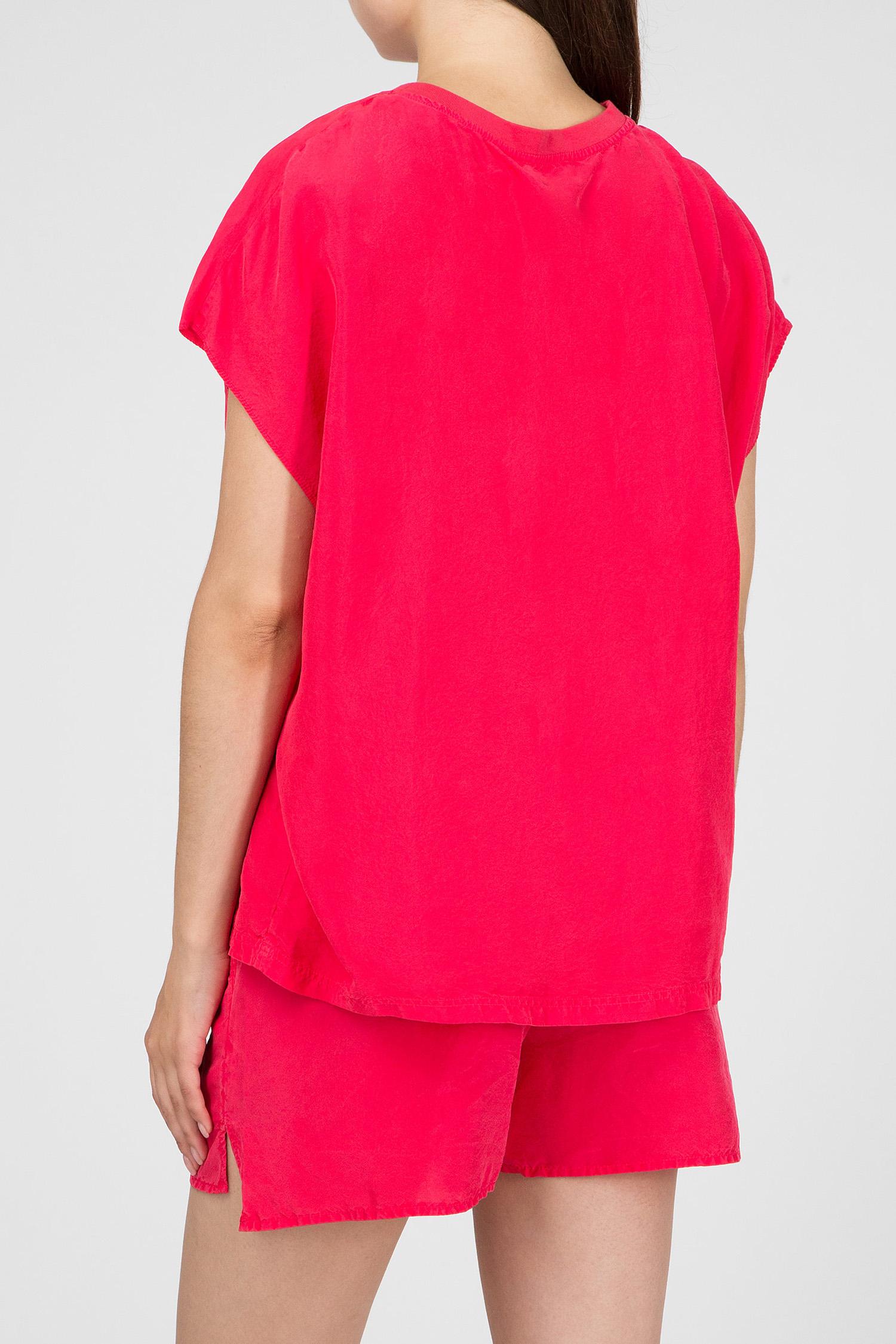 Купить Женское малиновая блуза WILLOW Closed Closed C94825-263-30-313 – Киев, Украина. Цены в интернет магазине MD Fashion