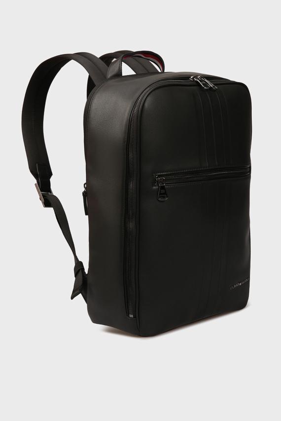 Мужской черный рюкзак TH METRO