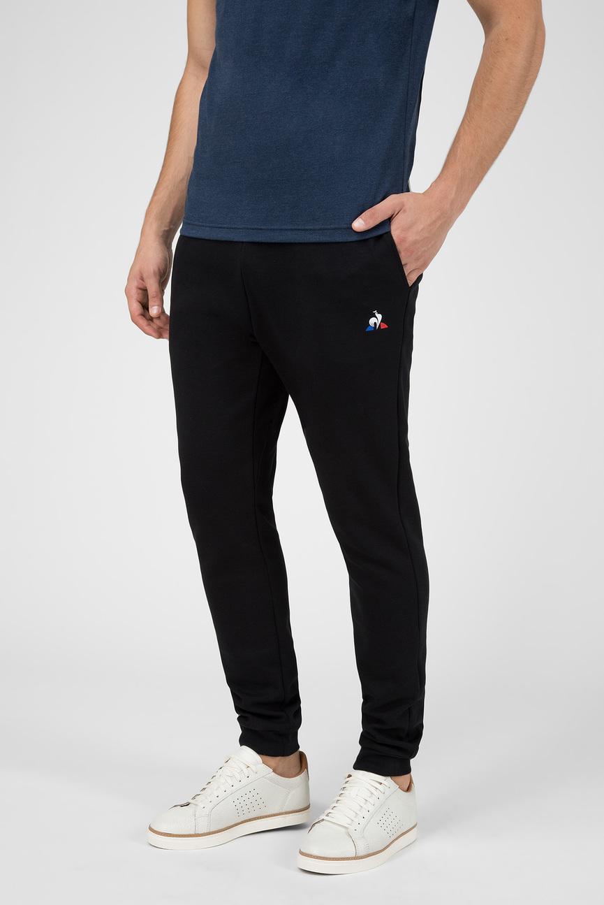 Мужские черные спортивные брюки N°1