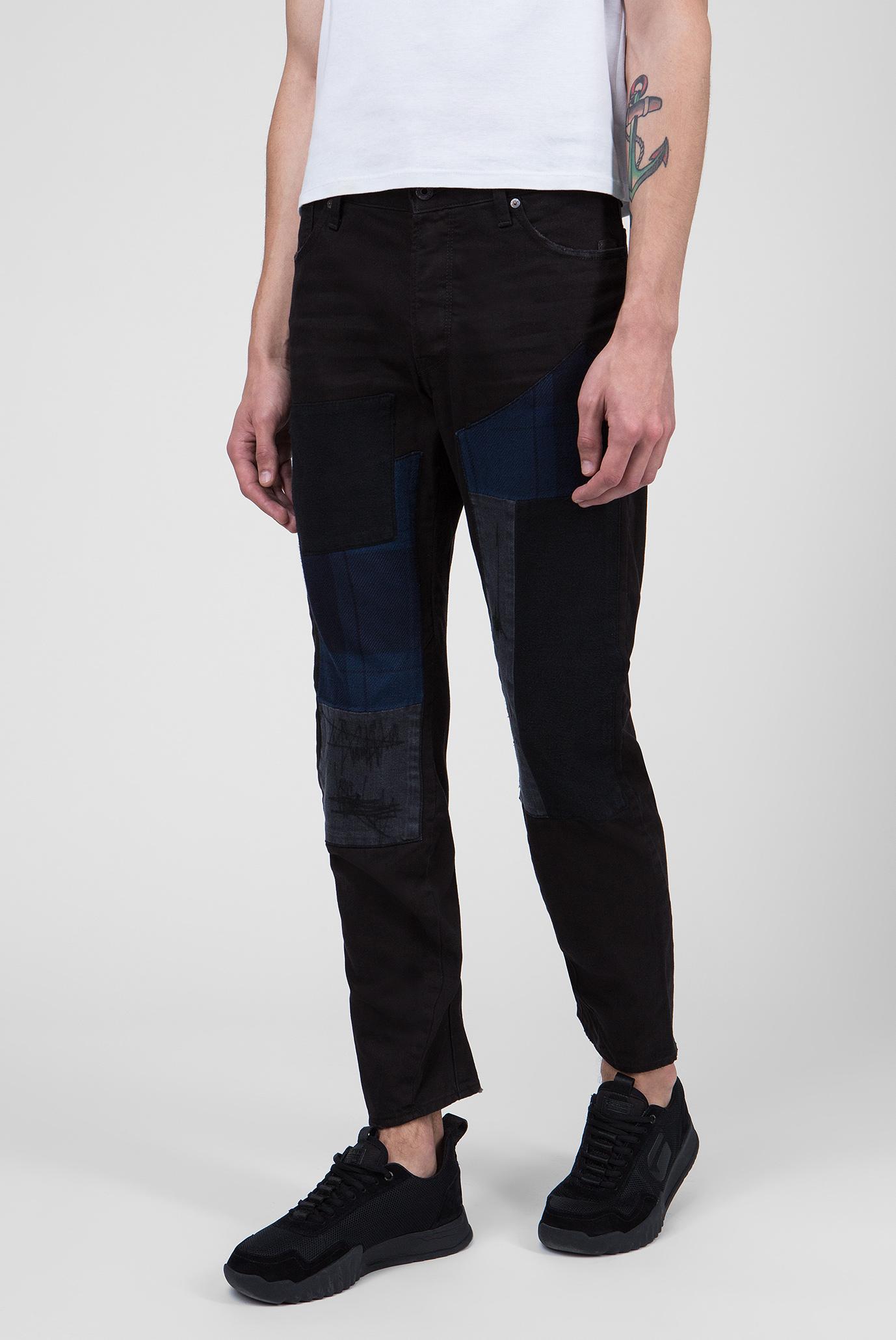 Купить Мужские черные джинсы Arc 3D Relaxed Tapered Denim Journeys G-Star RAW G-Star RAW D10360,9595 – Киев, Украина. Цены в интернет магазине MD Fashion