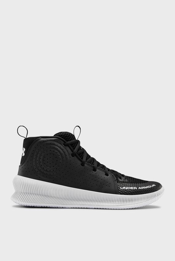 Чоловічі чорні кросівки UA Jet