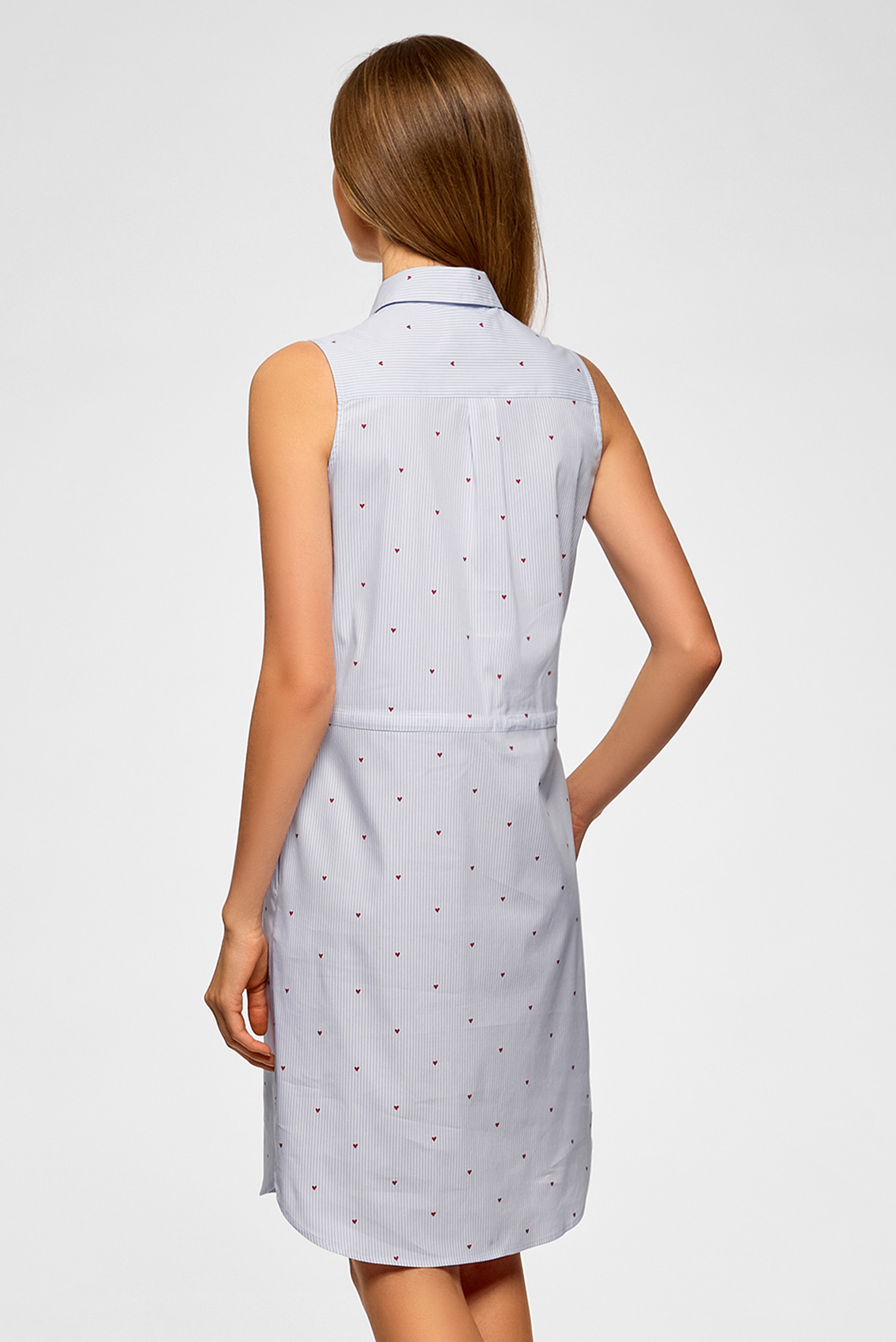 Купить Женское белое платье Oodji Oodji 11901147-4B/45202/1075O – Киев, Украина. Цены в интернет магазине MD Fashion