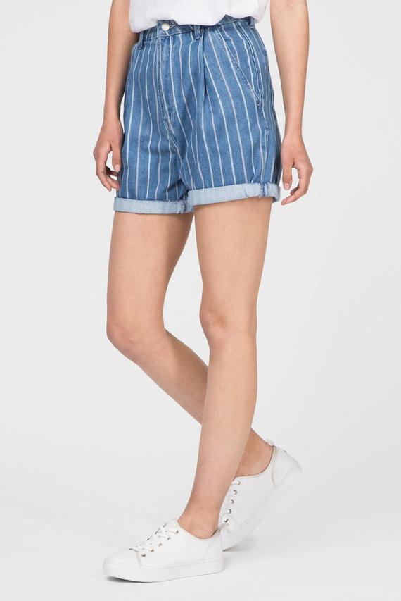 Женские синие джинсовые шорты AURORA